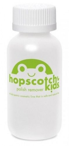 LC Pals - Hopscotch Kids Soy Nail Polish Remover, $9.99 (http://www.lcpals.com/hopscotch-kids-soy-nail-polish-remover/)