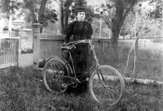 Life in the 1890s | Photos courtesy of Utah Historical SocietyA Utah woman with her ...