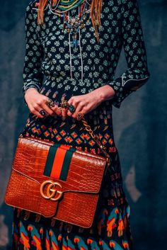 Designers | Gucci Spring 2016 collection shot by Tommy Ton [fashion] – Bloginvoga | The Latest Fashion News and Trends