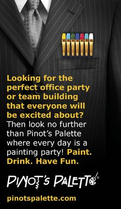 Alameda | Paint and Wine | Pinot's Palette