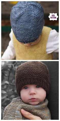 Knit Barley Beanie Hat Free Knitting Pattern - All Sizes , knit barley beanie mütze free knitting pattern - alle größen , bonnet en orge tricoté sans tricot - toutes les tailles Baby Hat Knitting Patterns Free, Knit Beanie Pattern, Baby Hat Patterns, Baby Hats Knitting, Free Knitting, Knitted Hat Patterns, Knitting Toys, Knitted Baby Beanies, Knitted Hats Kids