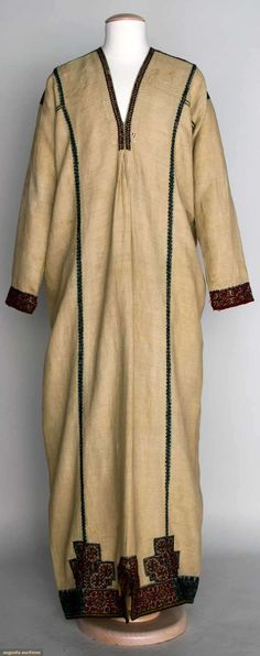 North America's auction house for Couture & Vintage Fashion. Augusta Auctions accepts consignments of historic clothing and textiles from museums, estates and individuals. Desert Clothing, Folk Clothing, Clothing And Textile, Historical Clothing, Piece Of Clothing, Folk Fashion, Vintage Fashion, Mens Fashion, Fashion Outfits