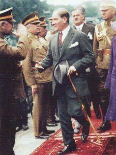 Mustafa Kemal Atatürk Republic Of Turkey, The Republic, Turkish War Of Independence, Ottoman Turks, Turkish Army, The Turk, Pokemon, Great Leaders, Ottoman Empire
