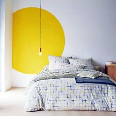 bedroom yellow decor \ bedroom yellow _ bedroom yellow walls _ bedroom yellow and gray _ bedroom yellow accents _ bedroom yellow decor _ bedroom yellow and blue _ bedroom yellow and green _ bedroom yellow grey Home Bedroom, Bedroom Wall, Bedroom Decor, Bedroom Ideas, Bedroom Images, Bed Wall, Bedroom Furniture, Yellow Walls, Yellow Accents