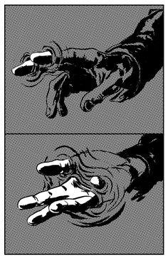 Chris Day – comic book style hand illustration in gray, black and white Plakat Design, Arte Horror, Arte Pop, Art Graphique, Art Inspo, Art Reference, Comic Art, Comic Book, Vaporwave