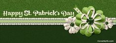 St Patricks Day Facebook Covers, St Patricks Day FB Covers, St ...