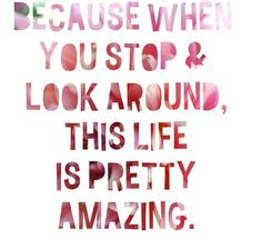 sure is! Lovely life<3