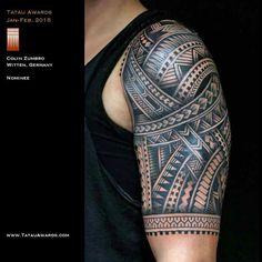 Tatau #samoan #tattoo