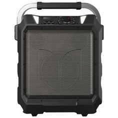 MONSTER ROCKIN-ROLLER Rockin-Roller(R) Portable Indoor/Outdoor Bluetooth(R) Speaker