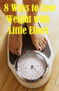 There are 8 painless ways you can lose the #weight with little effort. Most #dieting efforts will take everything you've got if you want to lose a lot of weight in a short period of time, and will not only tax every resource you have, but put you to the test in your ability to consistently take the steps necessary to meet your goals... http://slimmingtips.givingtoyou.com/lose-weight-with-little-effort