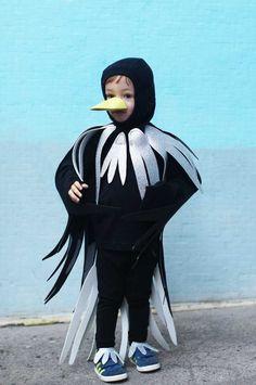 kids bird costume
