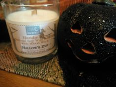 Wood Wick Candles, Fall Candles, Soy Candles, Candle Jars, Spiced Cider, Candle Containers, Orange Essential Oil, Witches Brew, Burning Candle