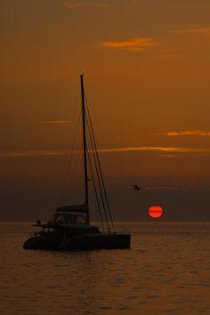 ✮ Manila Sunset - The Philippines