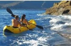 Kayaking is an excellent way to spend your weekend on the lake. Before you think about kayaking, the first step is to buy a good kayak. Inflatable Kayak, Kayaking, Fields, Water, Tips, Stuff To Buy, Travel, Outdoor, Gripe Water