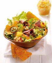 Mango rosbief salade