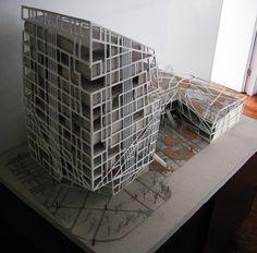 rojkind arquitectos studio visit: various projects