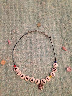Alphabet Boy Melanie Martinez Inspired by BooshyBooCreations