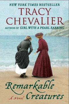 In this remarkable book, we meet two women with a shared passion for fossil collecting on the UK coast. Based on historical events, this book is quite moving in how it portrays the changing nature of scientific thought and the role of women.