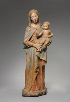 Madonna and Child, c. 1475 and workshop Antonio Rossellino (Italian, 1427-1479 (?))