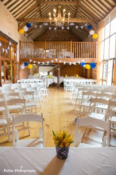The Dairy Barns are ideal for Norfolk Weddings