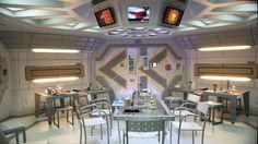 space ship furniture - Buscar con Google