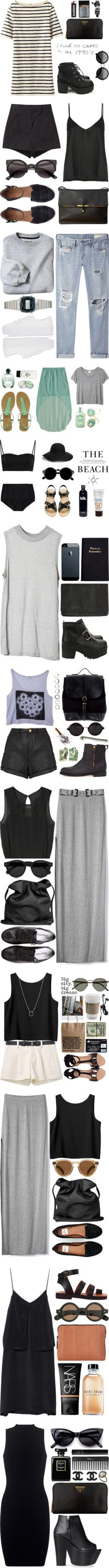 """""""❥ What I'd Wear II"""" by itsmelane ❤ liked on Polyvore"""
