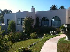 154 Moraga Ave Piedmont CA  Irving Gill Arch.