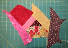 15 minutes play...BumbleBeans Inc.: HOW to: 15 minute fabric