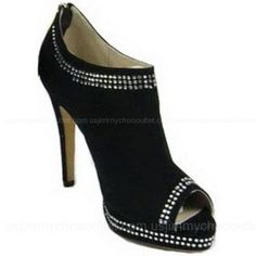 ~~~~(>_<)~~~~  Jimmy Choo Suede Black Pumps ,~~~~(>_<)~~~~  THIS ONE WOULD BE THE BEST!!! ☭❈✿░