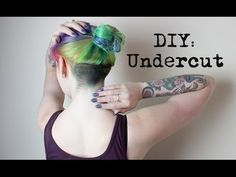 How To Cut Your Own Undercut!