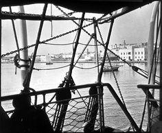 Sousse   Vue générale de la ville prise du bateau    1913 Utility Pole, Dolphins, City