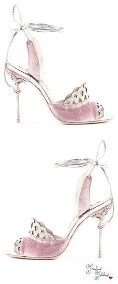 Frivolous Fabulous - Sophia Webster.  Via @creccord. #heels #CynthiaReccord