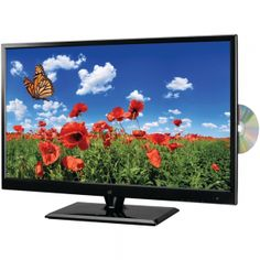 """32"""" GPX 1080p Direct LED HDTV & DVD Combination. 32"""" Color Direct LED Display Built-in DVD Player 1080p Resolution 16:9 Aspect Ratio Can Be Used As A PC Monitor Plays MP3s & Displays Photos From USB Stick Or Sd Card Supports DVD, DVDr and rw, CD, CD-r and rw & Jpeg CD Progressive Scan V-chip Provides Parental Controls and viewer Controls Auto-scan For Channels Electronic Program Guide Sleep Timer HDMI Inputs, Component Input, Vga PC Video Input, Composite Video Input, USB Port, Rca…"""