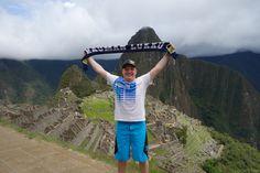 Machu Picchu, Rauman Lukkoa maailmankartalle! ;)