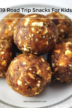 Dates and nuts ladoo – a healthy dessert in 3 mins Dates and nuts ladoo (dry fruits ladoo) is a healthy and quick dessert with dates and nuts in 3 minutes. Indian Dessert Recipes, Sweets Recipes, Baby Food Recipes, Snack Recipes, Cooking Recipes, Indian Sweets, Indian Snacks, Indian Recipes, Cooking Tips