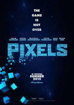 Pixels Movie Poster Print (27 x 40) - Item # MOVEB78445 - Posterazzi