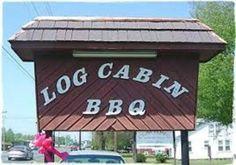 Log Cabin BBQ- Albemarle, NC