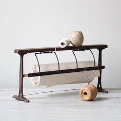 General Store Paper Cutter - eclectic - desk accessories - - by Etsy Washi, Eclectic Desks, Butcher Paper, Paper Organization, General Store, Desk Accessories, Antique Stores, Paper Crafts, Antiques