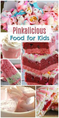 Looking for the perfect pinkalicious treat for a party or just an ordinary day for your kids? Here are our favorite Pinkalicious recipes for kids.
