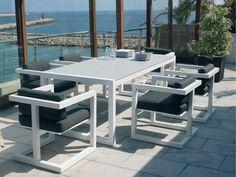 muebles de aluminio - Buscar con Google
