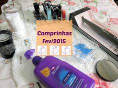 Comprinhas fev/2015 - Tok&Stok, Riachuelo, Sam's...