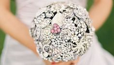 Non Floral Bouquets   Non Traditional Wedding Bouquets « SHEfinds