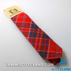 MacGillivray Tartan Tie