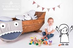 Pssst! ¿Conoces @babybite? ¡Pues deberías! Es una tienda súper molona con complementos originales, únicos y súper divertidos para tu #bebé