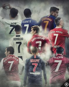 Who will be the best 7 this season?