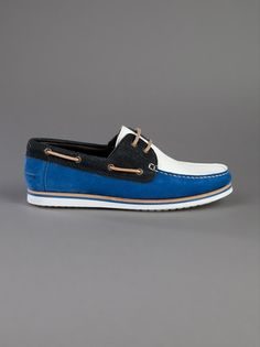 Great gift for the holidays...LANVIN Boat Shoes on farfetch.com •ƒƒ•