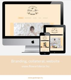 Branding, collateral, website for a creative business… Brand Style Guide, Web Design Inspiration, Fashion Branding, Creative Business, Style Guides, Website