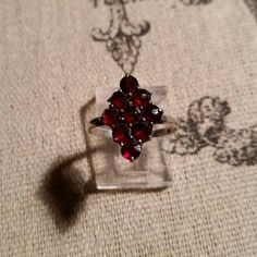 Check out this item in my Etsy shop https://www.etsy.com/listing/220129034/victorian-genuine-bohemian-garnet