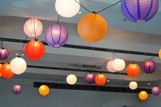 Tiki Lanterns