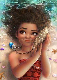 By kalisami tags : moana animation animacion cgi fanart art disney All Disney Princesses, Disney Princess Drawings, Disney Princess Art, Disney Princess Pictures, Disney Drawings, Drawing Disney, Art Drawings, Moana Disney, Moana Moana